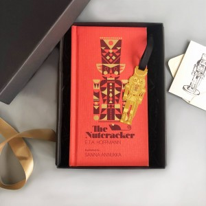 Tring Park School Nutcracker Book and Bookmark
